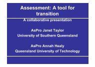 Combined Presentation - FYE - Curriculum Design Symposium - QUT
