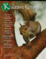 October 2012 - Killearn Homes Association