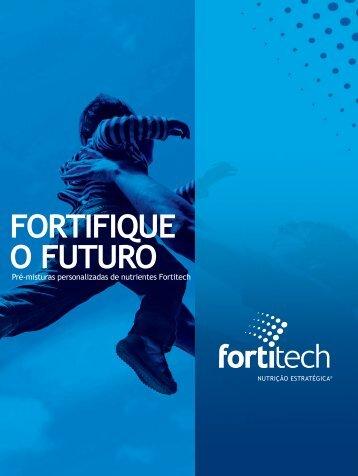 Baixe o nosso folheto corporativo - Fortitech