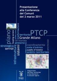 Presentazione alla - Provincia di Milano