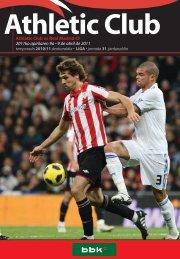 ver boletín (pdf) - Athletic Club