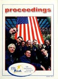 Proceedings, 2001