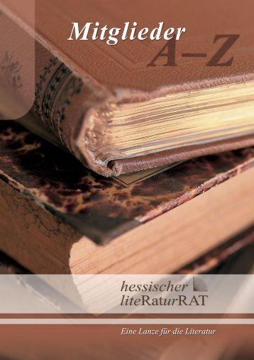 lite ur - Hessischer Literaturrat