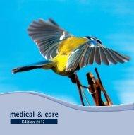 Katalog Medical & Care - medesign I.c. GmbH