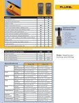 The new Fluke 17B and 15B digital multimeters - CST Electronics - Page 2