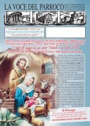 LA VOCE DEL PARROCO n.4-764.indd - Centro Giovanile Don Bosco
