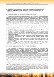 9. wybrane zagadnienia w zakresie ochrony różnorodności ...