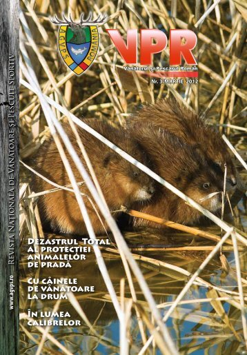 Dezastrul Total al protecției animalelor de pradă În lumea ... - AGVPS