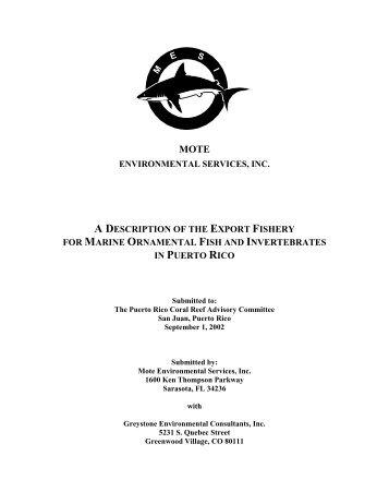 AD - Caribbean Coral Reef Institute (CCRI) - UPRM