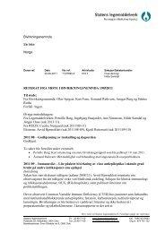 Referat fra møte i Bivirkningsnemnda 19.05.2011 - Statens ...