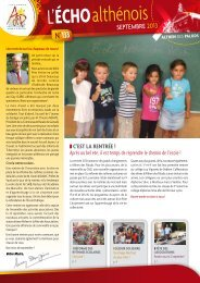 Septembre 2013 - Althen des Paluds