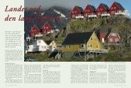 32-35 Grønland - Friluftsliv
