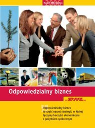 2006 - Forum Odpowiedzialnego Biznesu