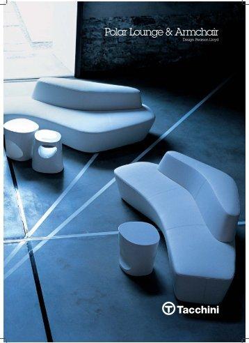 Polar Lounge & Armchair - Stylecraft
