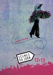 03 84 86 03 03 - Les Scènes du Jura