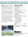Gartenberegnungsanlagen Planungshandbuch - edentec.ch - Page 2
