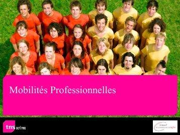 Mobilités Professionnelles - COE