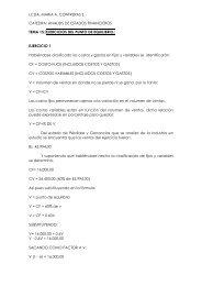 ANALISIS DE ESTADOS FINANCIEROS TEMA 15 - Soup