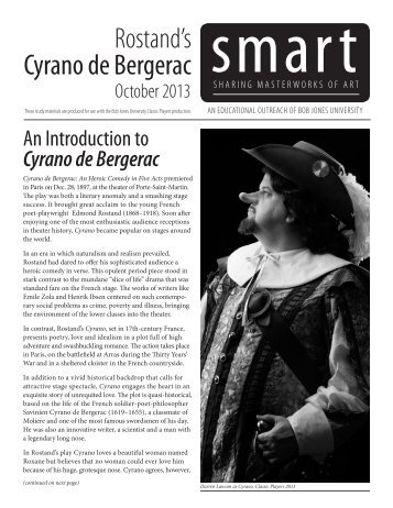 compare and contrast cyrano de bergerac Freebooksummarycom ✅ essay 3: cyrano/roxanne comparison the 1987 film  roxanne i believe is a great successful modernization to cyrano de bergerac.