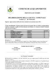 n. 2_4.1.2012_Approvazione tariffe asilo nido comunale ...