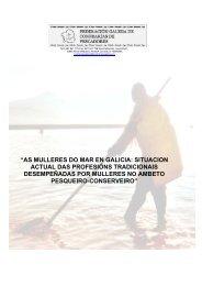 Federación Galega de Confrarías de Pescadores. Estudo ...