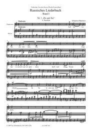 Russisches Liederbuch Band I - Schmidmusic.de