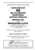 BriDgepark flock - Harrison & Hetherington - Page 3