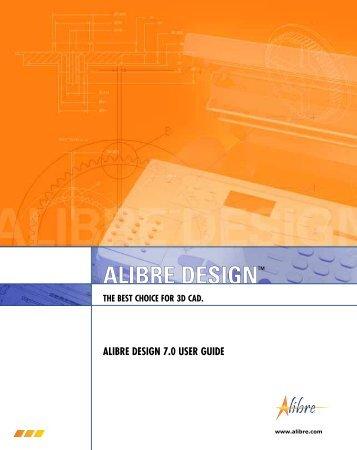 Alibre Design 6.0 User Guide