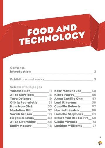 Top Designs - Food Tech - 2012 - Home