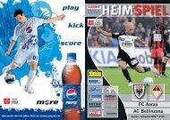 heimspiel - FC Aarau