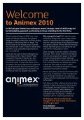 Download last year's festival programme. - Animex - Teesside ... - Page 3