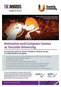 Download last year's festival programme. - Animex - Teesside ... - Page 4
