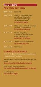 Programma scientifico - l'agenda del dermatologo - Page 5