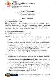 """""""LA MIA PROVINCIA? UN'OPERA D'ARTE!"""" Art. 1 ... - LatinaEventi.it"""
