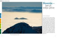 Slovenija iz zraka - Gore-ljudje