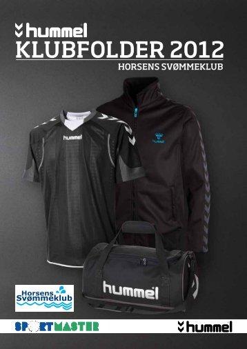 Klubfolder 2012 - Horsens Svømmeklub