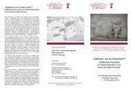 zum Programm - Seminar für mittelalterliche Geschichte der ...