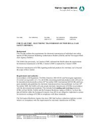 CIRCULAR 5/2005 – ELECTRONIC TRANSMISSION OF ...