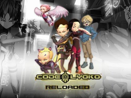 Zaie A Codelyoko Fr Network Code Lyoko