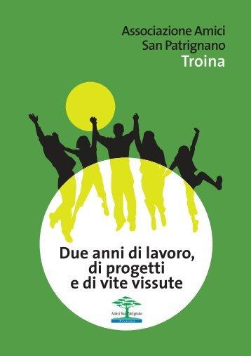 Troina - San Patrignano