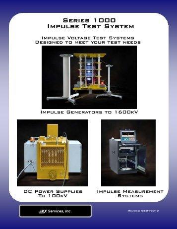the brochure. - JMX Services, Inc.