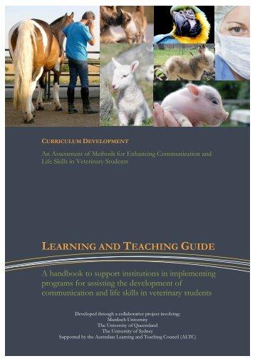 ECALS Workbook - Teaching and Learning Centre - Murdoch ...