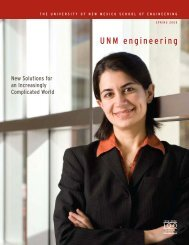 PDF (3.19 MB) - School of Engineering - University of New Mexico
