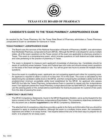 Lpc jurisprudence exam texas