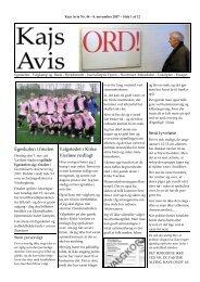 Nummer 44 - KAJ´s AVIS