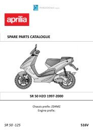 EMGO 83-88062 Shift Lever Honda Atc 185//s 80-81