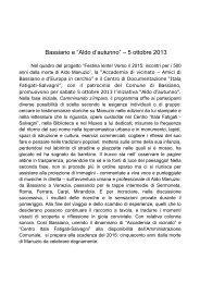 Aldo d'Autunno - LatinaEventi.it