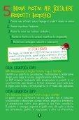 Guida al servizio di refezione scolastica - Page 4