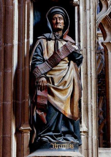 de détails sur la statuaire - Cité épiscopale d'Albi