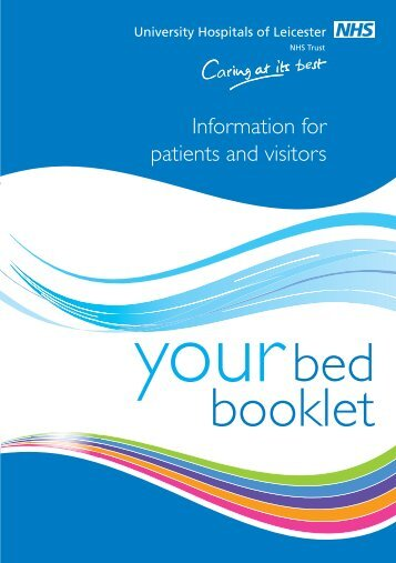 Glenfield Hospital Bedside Information for Patients - Library